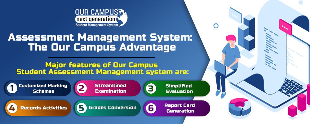Assessment Management System: Our Campus Software Advantage
