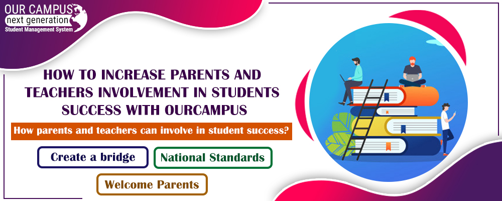 How parents and teachers can involve in student success?
