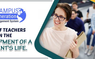 Role of Teachers in The Development of a Student's Life